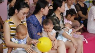 商丘睢阳区妇幼保健院举办孕妈沙龙活动